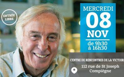 Rendez-vous au Forum de la Deuxième Jeunesse le 8 Novembre à Compiègne !