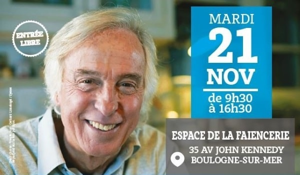 Forum de la Deuxième Jeunesse le Mardi 21 Novembre à Boulogne-sur-Mer !