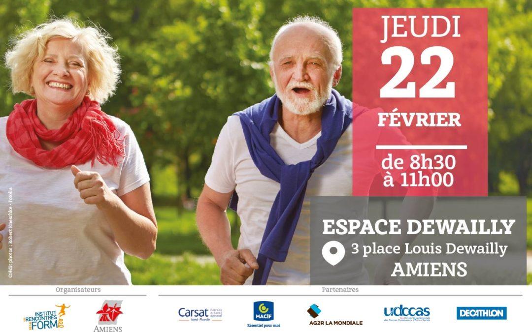 La ville d'Amiens prend soin de ses seniors !