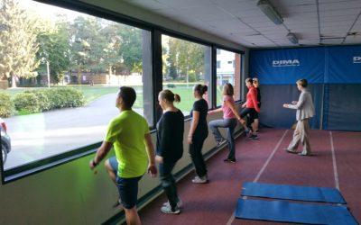 l'IRFO participe à la Semaine Sport Santé au CREPS de Wattignies !
