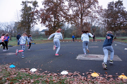 Lancement de l'évaluation de la forme des enfants en Pyrénées Atlantiques !