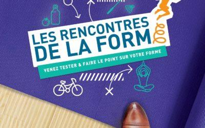 Les Rencontres de la forme… et du sport, à Périgueux !