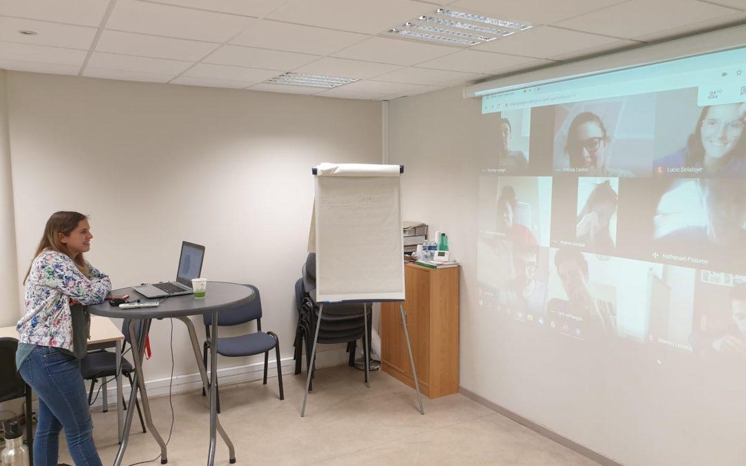 SERVICE CIVIQUE : notre formation désormais accessible en ligne