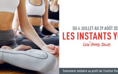 Retrouver la forme grâce au yoga : à Lille Grand Palais, avec l'IRFO !