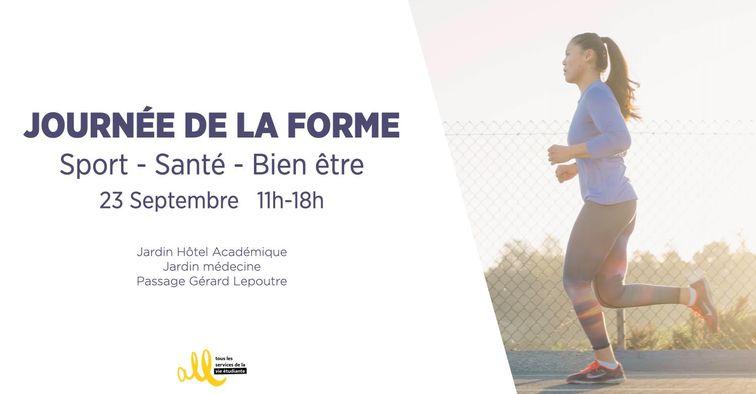 """""""La journée de la Forme"""", dédiée aux étudiants de l'Université Catholique de Lille"""