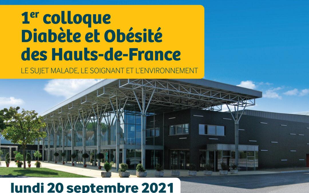 1er colloque Diabète et Obésitédes Hauts-de-France